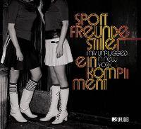 Cover Sportfreunde Stiller - Ein Kompliment [MTV Unplugged in New York]